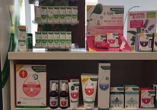 Aromatherapie-Pharmacie-Dumortier-Croix
