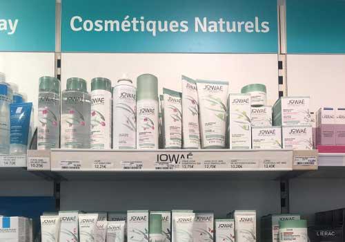 cosmetiques naturels